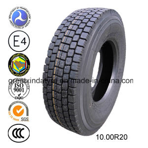 R17.5, R19.5 Natural Rubber Radial DOT Truck Tyre pictures & photos