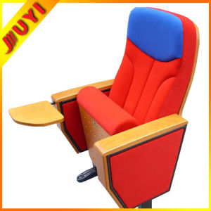 Jy-999m Wooden Cinema Chair Seating pictures & photos
