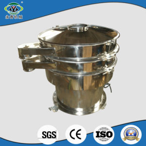 Stainless Steel Flour Circular Rotary Vibrating Sieve for Sale pictures & photos