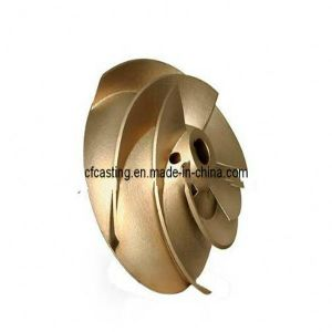 Customized Lost Wax Bronze Casting for Impeller pictures & photos