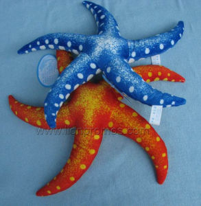 Promotional Plush Toy Sea Star pictures & photos