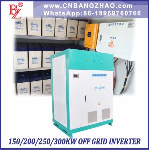250kw 480V DC Input Solar Power System Inverter for Large Power System pictures & photos