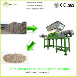 Dura-Shred Wasted Plastic /Paper /Waste Tire Shredder (TSD1340) pictures & photos