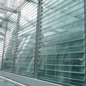 4mm-6mm Clear Louver Glass with Good Price pictures & photos