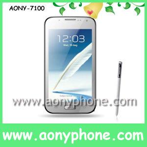 "5.0"" Capacitance Screen Cellular Phone 7100"
