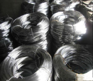 18gauge 25kg Spiral Coil Gi Binding Wire/1.2mm Galvanized Wire pictures & photos