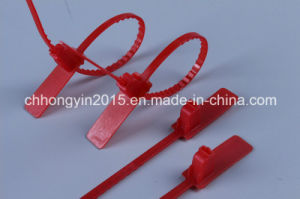 Hys-4*200 Heat Resisting Brand Plate Type Cable Ties pictures & photos