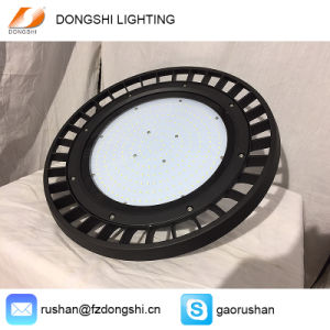 85~265V 3030 Smds Cold White UFO LED High Bay pictures & photos