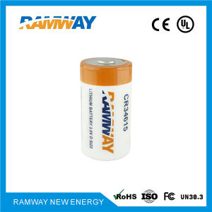 12ah 3.0V Cr34615 Battery for Laser Sight pictures & photos