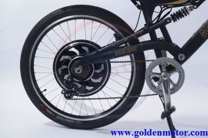 700cc Hub Motor Electric Bike Kit pictures & photos
