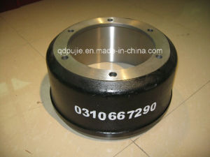 OE 0310667450 Truck Brake Drum pictures & photos