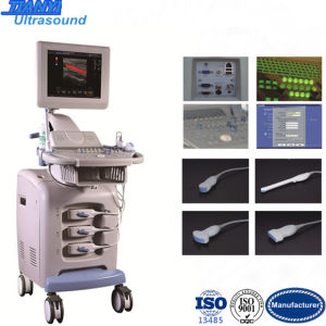 Good Quality Good Price Full Digital Color Doppler Ultrasound Machine pictures & photos