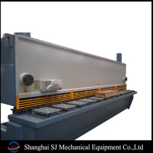 Hydraulic Shearing Machine, CNC Shearing Machine, Guillotine Shear (QC-11Y/16*6000)