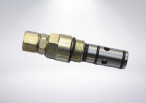 Spool valve set hydraulic flow control cartridge valve relief valve pictures & photos