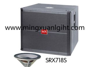 Srx700 Series PA Subwoofer Loudspeaker Professional PA Speaker pictures & photos