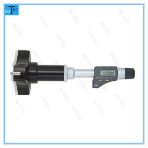 100-300mm Digital 3 Point Internal Inside Micrometer pictures & photos