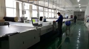 Tmcc-S Single Layer Automatic Cloth Cutting Machine pictures & photos