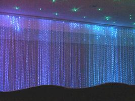 Sf/Scv Plastic Optical Sparkle Fiber for Lighting pictures & photos