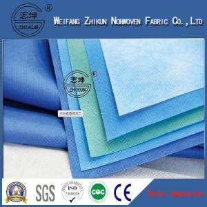 Medical Supply Sterilization Spun-Bond PP Non Woven Fabric pictures & photos