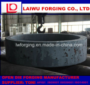 Blank Production Open Die Forging Manufacturer pictures & photos