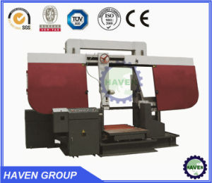 Automatic Single-Column Band Sawing Machine for Metal Cutting pictures & photos