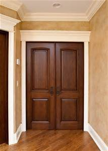Timber Wooden Door with Excellent Service pictures & photos