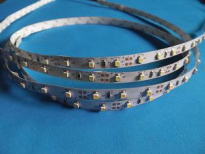 Warm White 3528 5m 300LEDs Non Waterproof SMD Flexible Strip Lights 60LEDs/M 12V