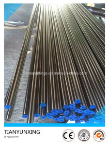ASTM A312 TP304L Seamless Polishing Stainless Stee Tubes pictures & photos