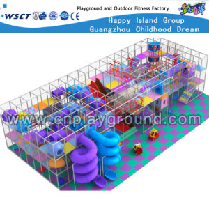 Kids Indoor Jumping Castle Soft Playsets HD-526f pictures & photos