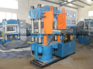 Rubber Damping Vulcanizing Press Machine