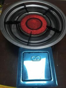 Infrared Gas Cooker Ceramic Burner Plate pictures & photos