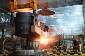 Electric Arc Furnace From Ada pictures & photos