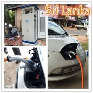 European DC Fast EV Charger Station 10kw to 100kw pictures & photos