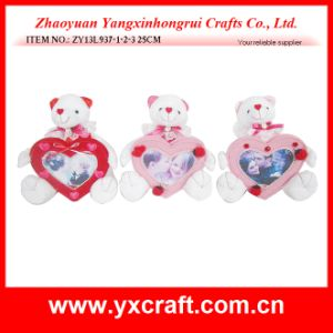 Valentine Decoration (ZY13L937-1-2-3) Valentine Bear Photo Frame pictures & photos
