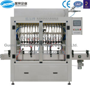 Jinzong Machinery Jgz Series Sem-Automatic or Automatic Filling Machine (JGZ) pictures & photos