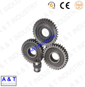 China Supplier DIN Standard Steel Spur Gear pictures & photos