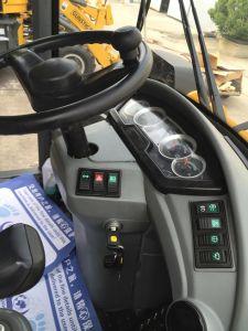 Hzm912 1200kg Hot Sale Wheel Loader Mini Loader Used Loader pictures & photos