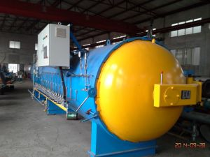 Vulcanising Tank Equipment for Tire Retreading Use pictures & photos