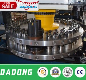 32 Working Stations CNC Hydraulic Turret Punch Machine pictures & photos