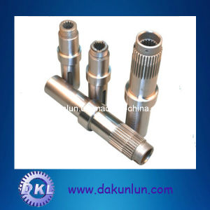 High Presion Customerized Stainless Steel Long Shaft