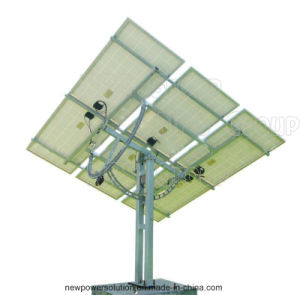 China 5 Years Factory Supply Dual Axis Solar Tracker for Promotion