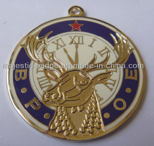 Animal Medallion Key Chain pictures & photos