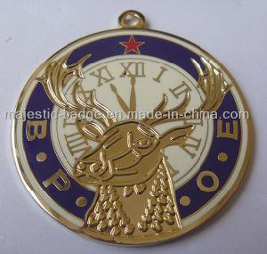 Animal Medallion Key Chain pictures & photos