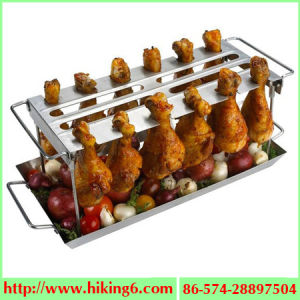 BBQ Wings Holder, BBQ Tools, Outdoor Barbeque pictures & photos