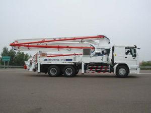 Sinotruk HOWO 37m Concrete Pump Truck pictures & photos
