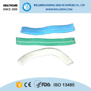 Disposable Wholesale Bouffant Surgical Scrub Cap pictures & photos