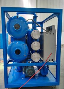 Remove Moisture, Gas and Particles From Transformer Oil, Trailer and Enclosed Type Oil Purifier pictures & photos