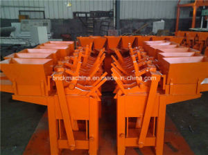 2-40 Manual Clay Hollow Block Making Machine for Sale pictures & photos
