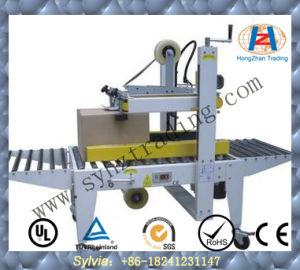 High Efficiency Semi-Automatic Cartoning Sealing Machinery Carton Box Sealing Mahines China Provider
