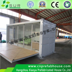 Modular Luxury Multi Storey Container House pictures & photos